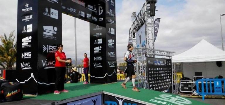 Prestižajā Kanāriju salu 125 kilometru kalnu ultramaratonā latvieši starp 30 elites skrējējiem