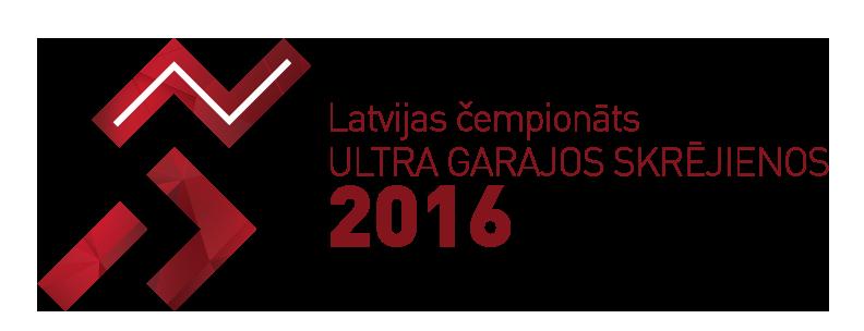 Latvijas čempionāts ultra garajās distancēs 2016